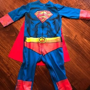 Superman Zip Up